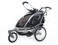 Детская коляска Thule Chariot Chinook 1 Charcoal Антрацит