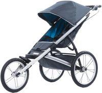 Детская коляска Thule Glide Dark Shadow Серый