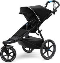 Детская коляска Thule Urban Glide 2 Black on Black Черный