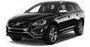 XC60 5-дв. SUV 2014-2017 на интегрированные рейлинги