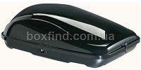 Бокс Junior CLAN 350 Black автомобильный