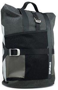 Велосипедная сумка Thule Packn Pedal Commuter Pannier Black