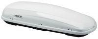 Бокс Hapro Traxer 8.6 Pure White на крышу