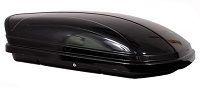 Автобокс на крышу Menabo Mania 320 черный